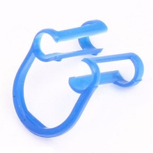 1pc Disposable Cotton Roll Holder Clip