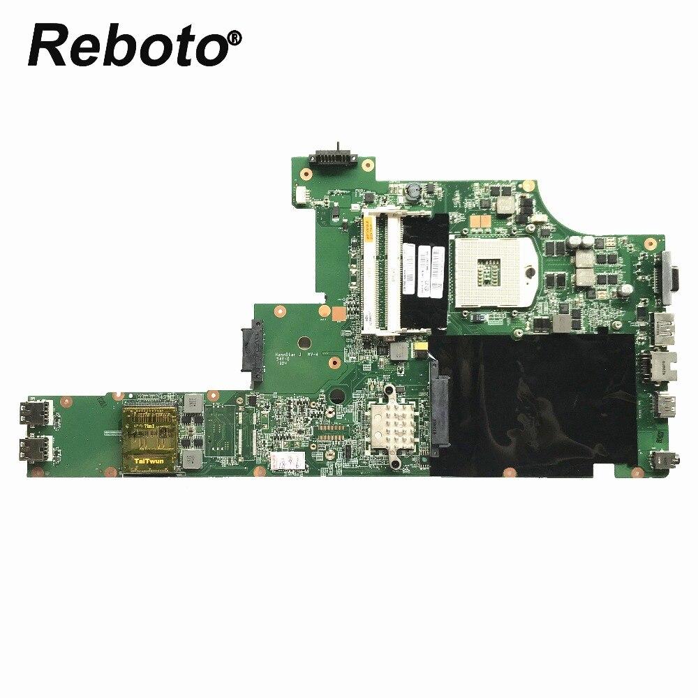 Материнская плата для ноутбука Lenovo IBM Edge 15 E50 FRU 04W4459 DAGC6AMB8H0 S989 HM55 MB 100% протестирована Быстрая доставка