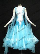ballroom dance dress girls standard competition HM8718