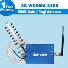 3 Г WCDMA 2100 Мобильный Телефон Усилитель Сигнала 3 Г UMTS 2100 мГц Мобильный Телефон Ретранслятор 3 Г Усилитель 2100 3 Г Сотовый Booster Антенна Набор