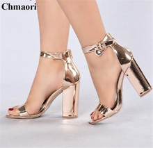 2f4ab102a570 Buy chunks high heels and get free shipping on AliExpress.com