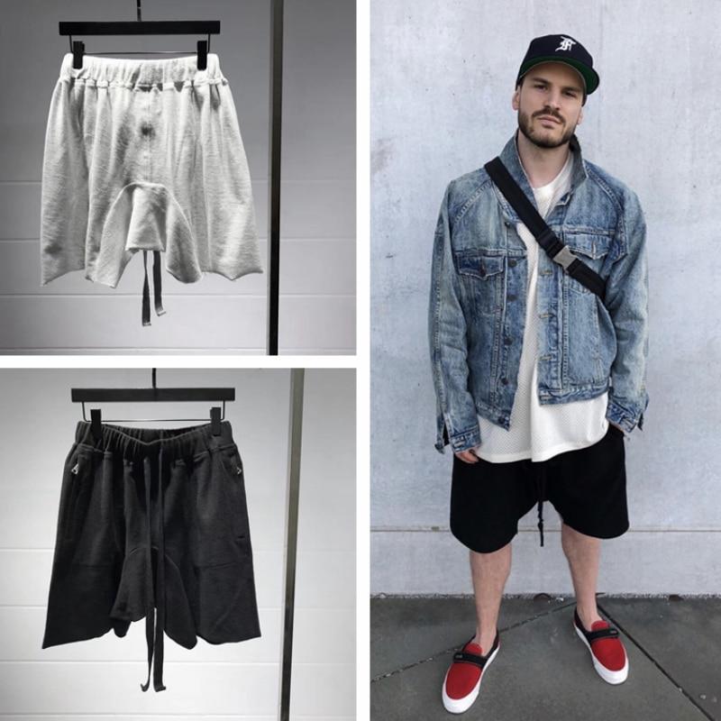 ASKYURSELF Shorts Men Women Raw Fleece I/O Shorts Paris Germany Rhude With Shorts Hip Hop Beach Sportswear ASKYURSELF Shorts