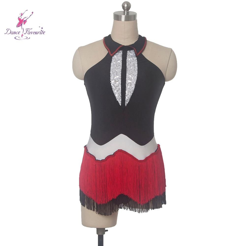 new-arrival-tassel-skirt-women-girl-font-b-ballet-b-font-jazz-tap-dance-costume-lady-performance-stage-costume