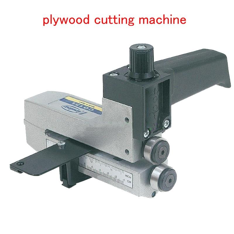 Handheld plywood cutting machine laminate cutter manual