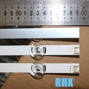 Image 5 - Nuovo 3 Pcs * 6LED 590 Millimetri Striscia di Retroilluminazione a Led Bar Compatibile per LG 32LB561V Uot Un B 32 Pollici drt 3.0 32 Ab 6916l 2223A 6916l 2224A