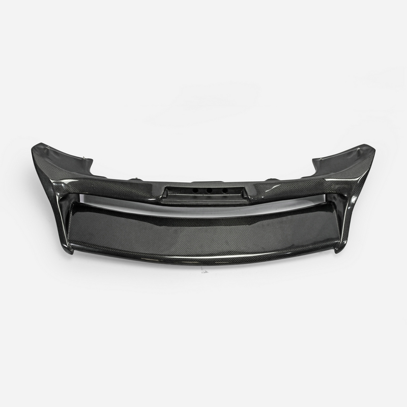 For Ford Fiesta ST Facelift RS Wing Carbon Fiber Blade /& FRP Base Rear Spoiler