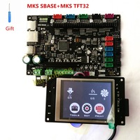 3D Printer Controller Kit MKS SBASE V1 3 ARM Cortex For Smoothieware Integrated Microcontroller With TFT