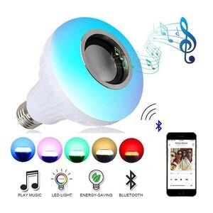 E27 Wireless Bluetooth Speaker