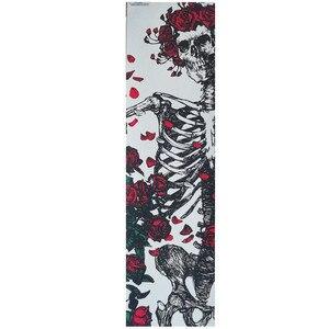 Image 2 - USA Brand Grizzly New Style Disruptive Pattern Bear Skate Griptape Hard Wearing Skateboard Sandpaper for Street Skateboard Deck