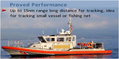 GPS Fishing Net Tracking Buoy Integrated GPS & VHF Antenna to Transmit Full AIS Message for Tracking Small Vessel or Fishing Net_4