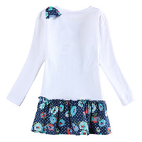 Roupas Infantis Girls Casual Fashion Dress Fashion Tutu Winter Dress Vestido Princesa Girl KIDS Dress Children