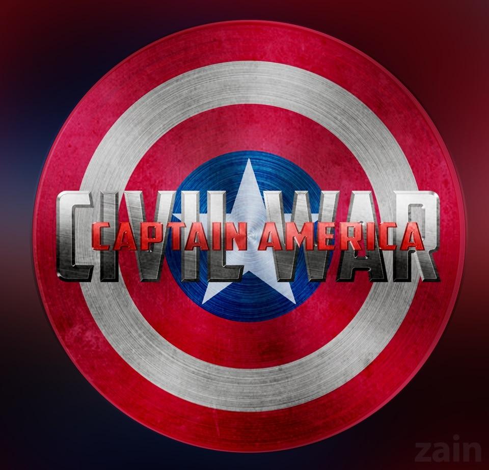 Վրիժառուներ Infinity War Marvel Captain America canvas - Տնային դեկոր