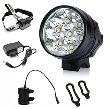 New Bicycle Front Light 7x CREE XM-L T6