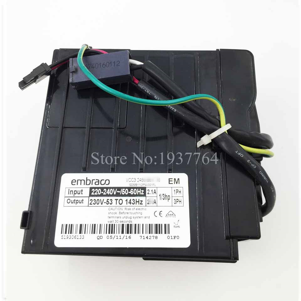 95% new for refrigerator inverter board and Embraco VCC3 2456 B5 F 76 board95% new for refrigerator inverter board and Embraco VCC3 2456 B5 F 76 board