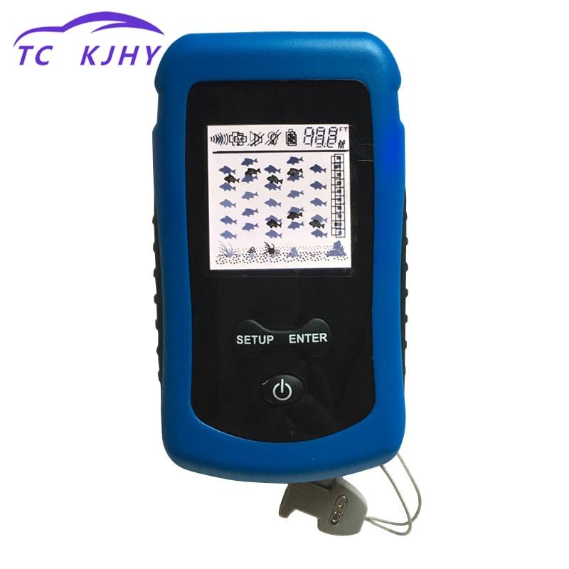 2018 détecteur de poisson en plastique automatique GPS marin sans fil gros poissons ultrasons et pêche détectant les tests en eau profonde