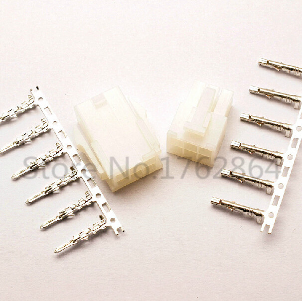 automotive harness connectors promotion shop for promotional 10 sets 5557 5559 6p bar connector automotive wiring harness connector automotive connectors automobile connector