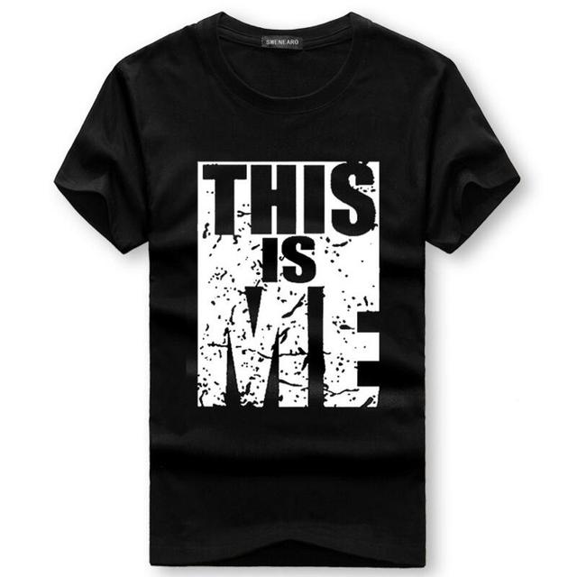 SWENEARO Men Tee Shirt...