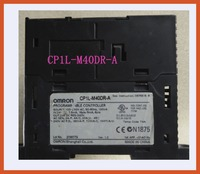 Used Original CP1L M40DR A CP1L PLC CPU for Omron Sysmac 40 I/O 24 DI 16 DO Relay 220V USB New and original