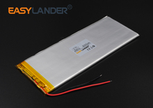 Flash Deal 3.7V 4000mAh Rechargeable li Polymer Li-ion Battery For Tablet MID panel E-Book Power Bank Portable Consumer 4058155