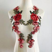 725dce04f1408 Popular Red Roses Flower Dress-Buy Cheap Red Roses Flower Dress lots ...