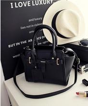 2017 spring new handbag fashion handbag big retro platinum lady fashion shoulder bags girls leather handbags PU handbag