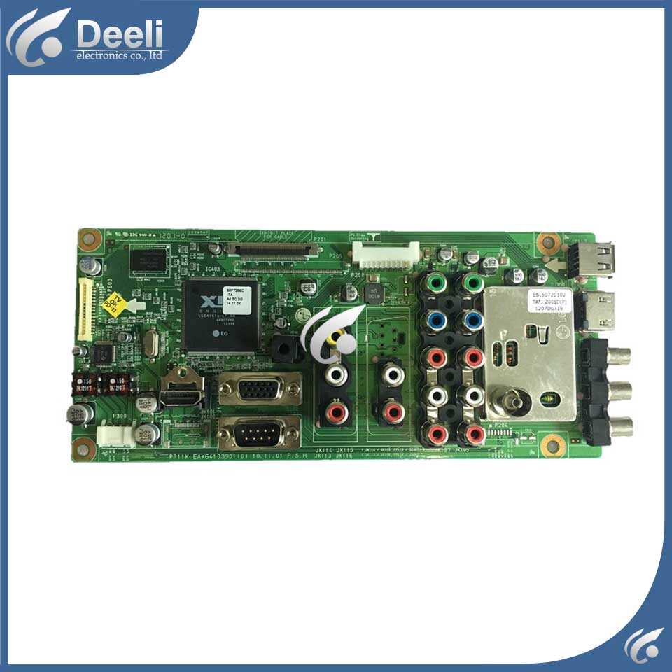 все цены на original motherboard board for LG 50PT255C-TA EAX64103901(0) LGPDP50T3 GOOD WORKING онлайн