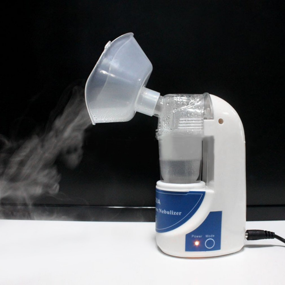 Ultrasonic Humidifier Atomizer MY-520A Beauty Instrument Spray Aromatherapy Steamer Handheld Portable Asthma Inhaler Nebulizer