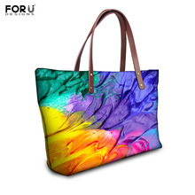 FORUDESIGNS Xmas Bags Handbag for Women High Quality Causal Tote Bag Spanish Shouler Bag Crossbody Casual Large Bag bolsos mujer