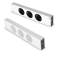 Xbox One S Cooling Fan With 2 USB Ports Hub And 3 H L Speed Adjustment