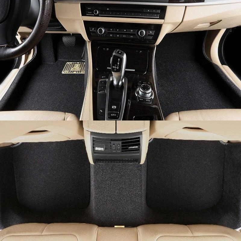car floor mat carpet rug ground mats for vw golf 4 6 7 golf gti mk4 mk5 mk7 golf7 jetta 6 mk6 mk5 beetle santana
