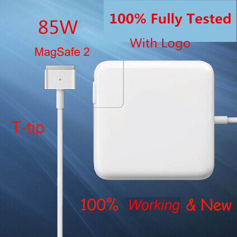 "100% Neue Macsafe 2 85 W 20 V 4.25a Power Adapter Ladegerät Für Apple Macbook Pro 15 ""17"" Retina Display A1425 A1398 A1424 Gute QualitäT"