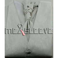 2013 Dress Bridal Ivory Colour Tuxedos Man S Polyester Waistcoat 4pcs