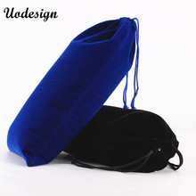 10pcs/bag Jewelry Packing Velvet bag 15*30cm,packaging bags Drawstring Gift bags & Pouches