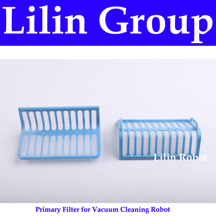 (For X550) Primary Filter for Vacuum Cleaning Robot, 2pcs/pack, Cleaning Equipment Accessories