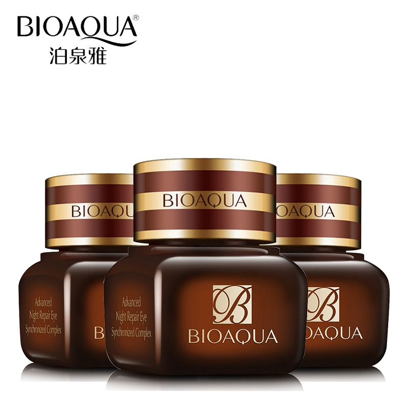 BIOAQUA Brand Skin Care Eye Cream Whitening Moisturizing Hydrating Anti Wrinkle Remove Dark Circles Skin Firming Eye Creams