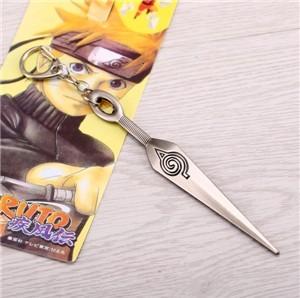 Naruto Arma Llavero (11 tipos)