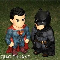 Superhero Avengers Superman Batman House And Home Cartoon Furnishings Creative Resin Artware High Quality Collection Life