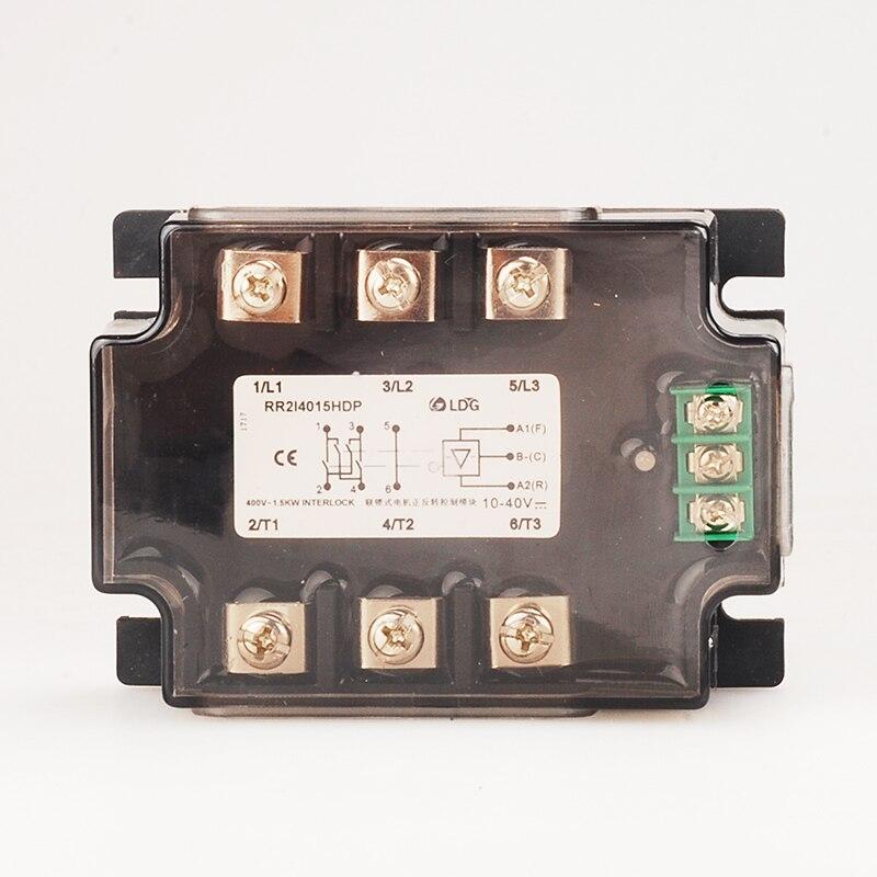 Rr2i4015hdp Interlock Motor Forward And Reverse Control