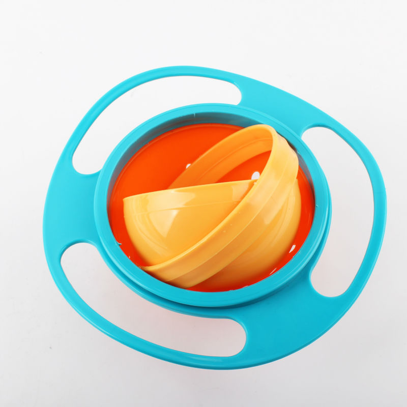 Home Baby Gravity Bowl Magic Spill Resistant Kids