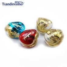 Custom Made  MMCX Headset Noise Canceling star TD02 Earphone 3D Print Headphone MMCX Cable For SE215 Earbods цены онлайн