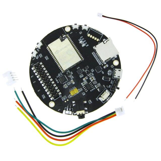 TAudio V1.2 ESP32 WROVER SDMPU9250 ジャイロコンパス 9 軸センサー WM8978