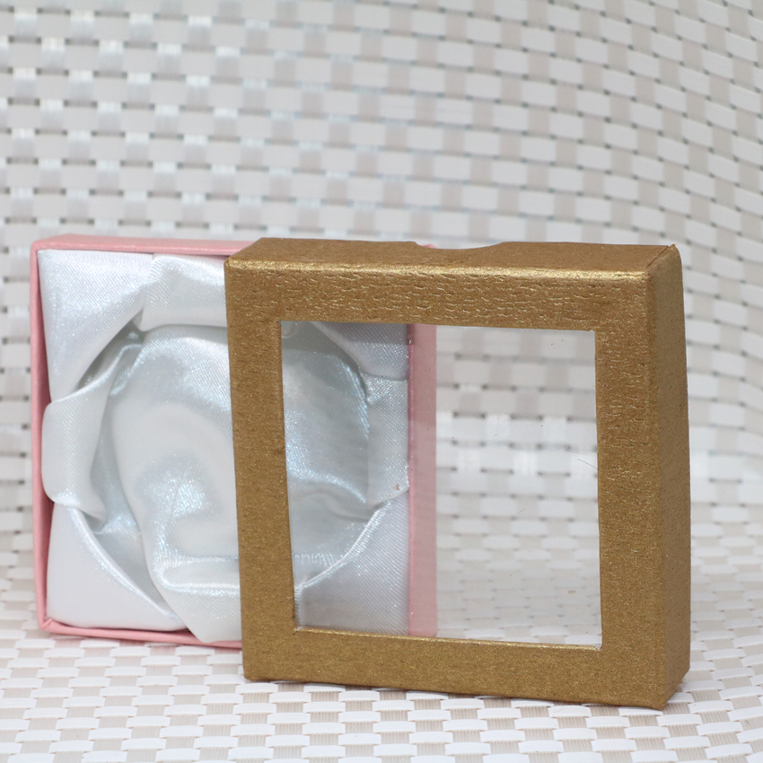 New fashion 24*90mm 5pcs 6 colors delicate jewelry gifts box for bracelet necklace pendant beads accessories packaging B2847
