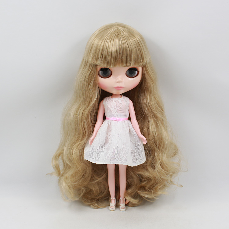 Nude doll 11.5 fashion dolls b female modified Golden bangs long hair cute bjd dolls cute dolls for girls 2015