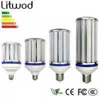 Super Bright High Power LED Aluminum Corn Lamp 35W 45W 60W 80W Base E26 E27 E39