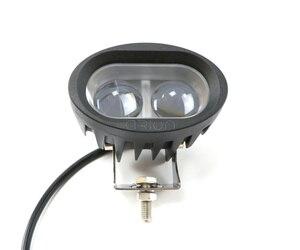 Image 3 - CIRION luz de Trabalho 20 W 12 V Holofotes luz de Nevoeiro Offroad Luz de Trabalho Para ATV SUV Truck Motocicleta Barco LEVOU Luz de trabalho