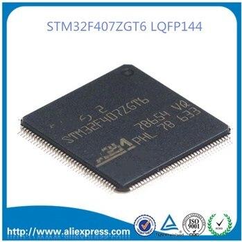 LQFP144 STM32F407ZGT6 microcontrollers 32 bits