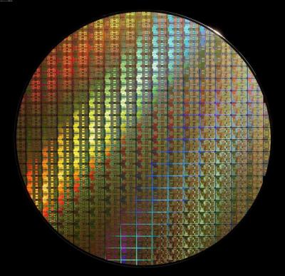 Image 4 - 12 Inch Silicon Wafer Integrated Circuit Uncut Geek Toy Ornament Single Crystal  Plate Chip Double Side Polished Si Wafer IC-in Integrated Circuits from Electronic Components & Supplies