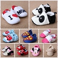 2016 new spring and autumn cotton high quality baby walking shoes