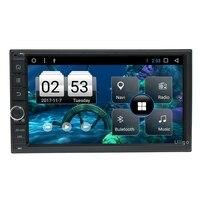 2din Universal Car DVD GPS Android 7.1 Autoradio GPS 2din with 2G RAM 7inch Screen Bluetooth Radio RDS Mirror Link Wifi