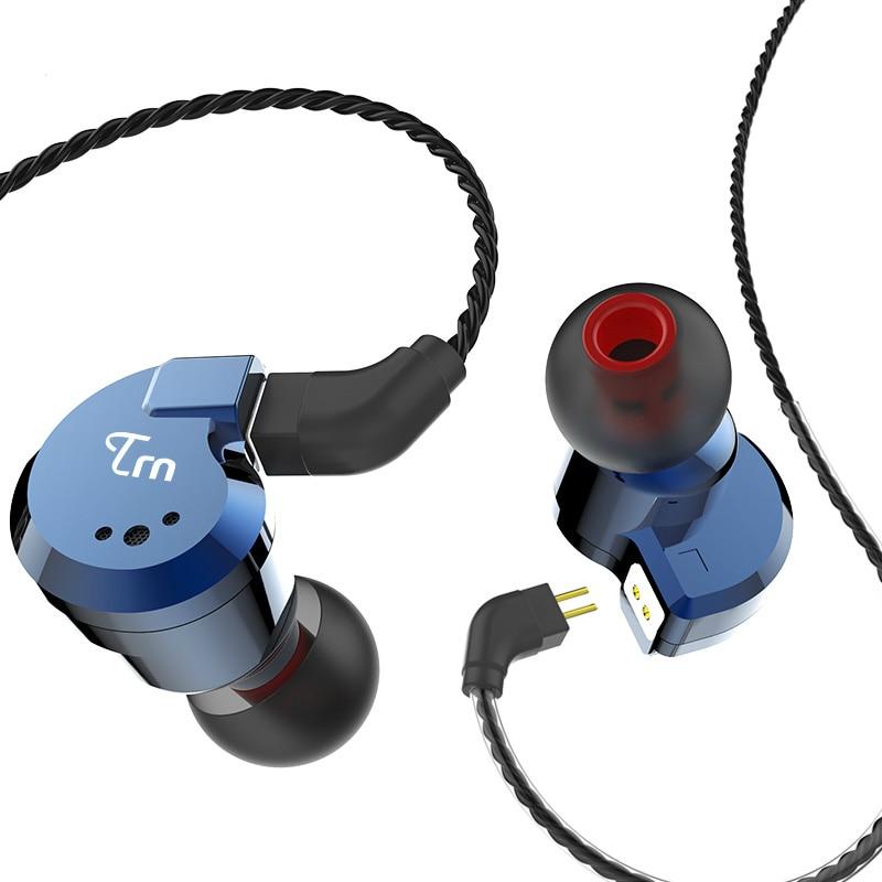 V80 2DD + 2BA Híbrido No Ouvido Fone de Ouvido de ALTA FIDELIDADE DJ Monitorar Execução Esporte Fone De Ouvido fone de Ouvido Earplug Para Huawei Xiaomi Telefone - 2